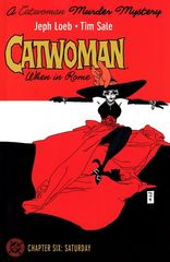 Catwoman: When In Rome 6 Chapter Six: Saturday