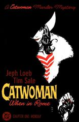 Catwoman: When In Rome 1 Chapter One: Monday