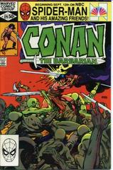 Conan The Barbarian Vol. 1 129 The Creation Quest