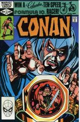 Conan The Barbarian Vol. 1 131 The Ring Of Rhax