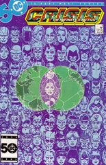 Crisis On Infinite Earths 5 Crisis On Infinite Earths Worlds In Limbo