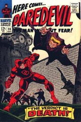 Daredevil Vol. 1 20 The Verdict Is: Death!