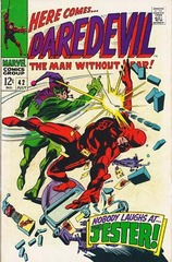Daredevil Vol. 1 42 Nobody Laughs At The Jester!