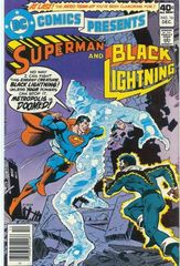 Dc Comics Presents Vol. 1 16 The De Volver
