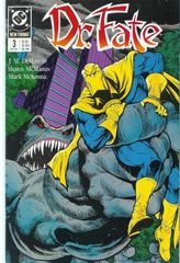 Dr. Fate Vol. 2 3 The Night Of Brahma Part 2: Twilight