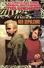 Hellblazer Trade Paperbacks 15 Red Sepulchre