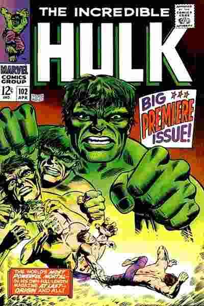 The Incredible Hulk Vol. 1 102