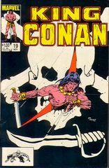 King Conan / Conan The King 19 Bones And A Blade