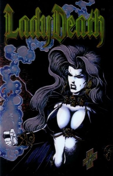Lady Death: Between Heaven And Hell 1 A Odyssey Of Lost Promise