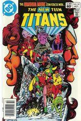 The New Teen Titans Vol. 1 24 Citadel Strike