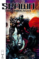 Spawn: The Dark Ages 6 Benediction