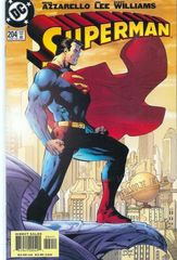 Superman Vol. 2 204 For Tomorrow Part 1