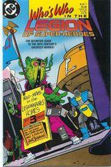 Whos Who In The Legion Of Super Heroes 4 Homeworlds Of The Legion Legion Of Super Villains To Mon El