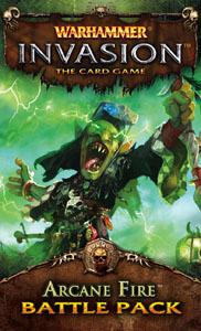 Warhammer: Invasion - Arcane Fire