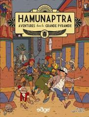 Hamunaptra: Escape from the big pyramid