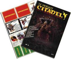 Talisman (second edition): Le Héraut Citadel #2 Cards