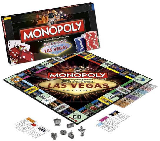Monopoly: Fabulous Las Vegas Edition