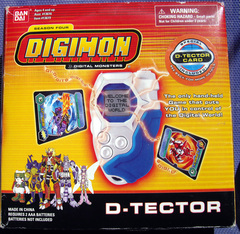 Digimon D-tector Card Game