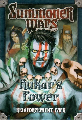Summoner Wars: Rukars Power Reinforcements Pack