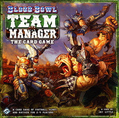 Blood Bowl - Team Manager (The Card Game)