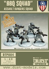 Dust Tactics: Assault Rangers Squad -