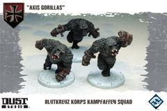 Dust Tactics: Blutkreuz Korps Kampfaffen Squad -