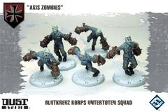 Dust Tactics: Blutkreuz Korps Untertoten Squad -