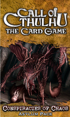 Call of Cthulhu: The Card Game - Conspiracies of Chaos Asylum Pack