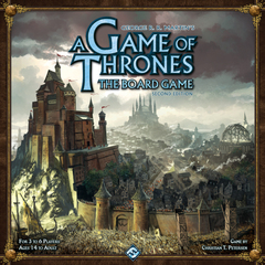 The Board Game (A Game Of Thrones) - 2nd Ed