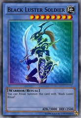 Black Luster Soldier - WCS-003 - Super Rare -
