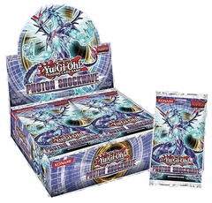 Photon Shockwave 1st Edition Booster Box
