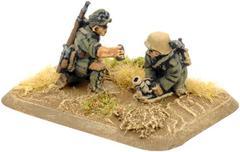 Afrikakorps Light Mortar Team