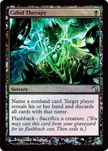 Cabal Therapy - Foil