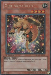 Gem-Armadillo - HA05-EN005 - Secret Rare - 1st Edition