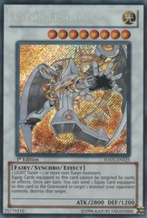 Vylon Epsilon - HA05-EN025 - Secret Rare - 1st Edition