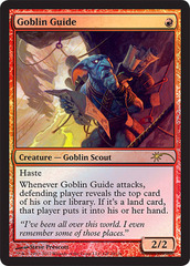 Goblin Guide (Grand Prix Foil)