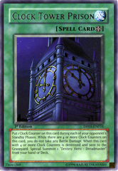 Clock Tower Prison - DP05-EN016 - Rare - Unlimited Edition on Channel Fireball