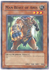 Man Beast of Ares - CDIP-EN030 - Common - 1st Edition