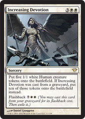 Increasing Devotion - Foil