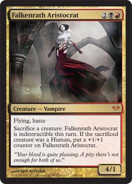 Falkenrath Aristocrat - Foil