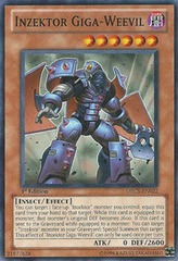 Inzektor Giga-Weevil - ORCS-EN022 - Common - 1st Edition