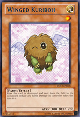 Winged Kuriboh - Blue - DL12-EN008 - Rare - Unlimited Edition