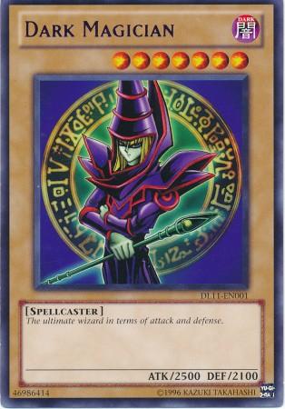 Dark Magician - Purple - DL11-EN001 - Rare - Unlimited Edition
