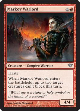 Markov Warlord