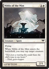 Niblis of the Mist - Foil