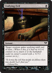 Undying Evil - Foil