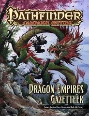 Pathfinder Campaign Setting: Dragon Empires Gazetteer [OOP]