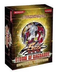 Yu-Gi-Oh Storm of Ragnarok Special Edition Pack