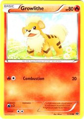 Growlithe - 11/99 - Common