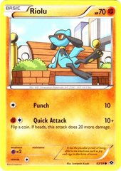 Riolu - 63/99 - Common
